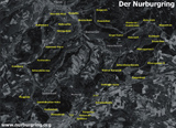 satellite map